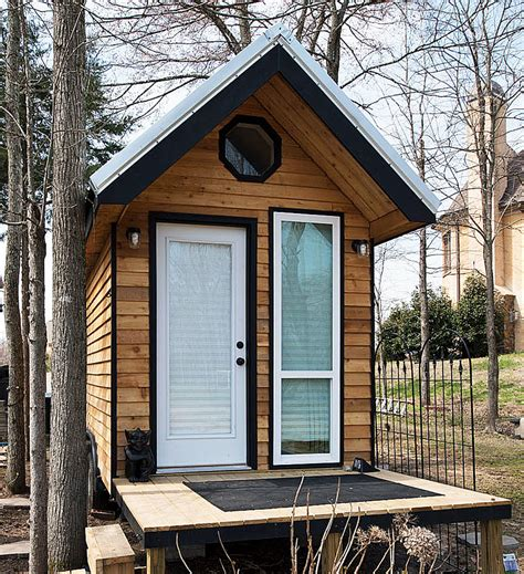 Small Home Builders Tennessee Tennessee Tiny Homes The Shoebox