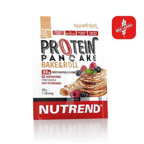 protein pancakes protein pancake proteinov 233 palačinky nutrend cz