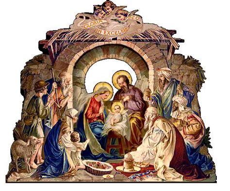 Crib Nativity by Papermau Time 1900 S 3d Crib Svatava