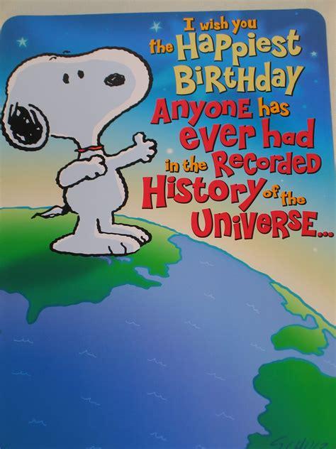 jess  snoopy happy birthday