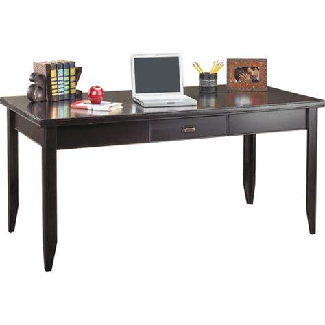 midtown oversized writing desk multiple finishes