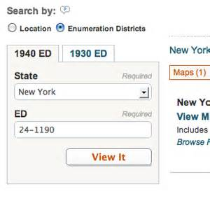 Census Search By Address How To Find Cool Stuff In The Newly Released 1940 Census