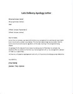 how to write an apology letter for late response cover