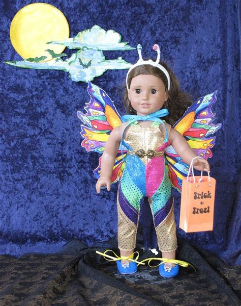 Handmade Butterfly Costume - 49 best images about american doll costumes insects