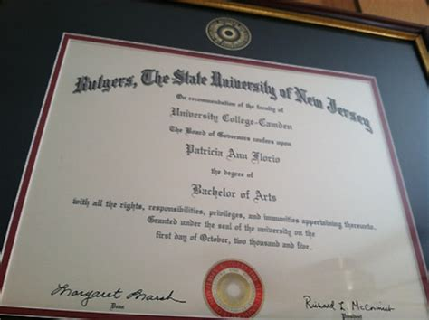 Post Mba Certificate Rutgers by Where Were You At 62 Court Reporter Finds Own Words