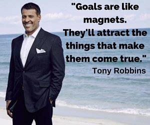tony robbins quote words  power