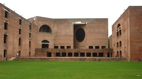 design management institute in india spotlight louis kahn archdaily