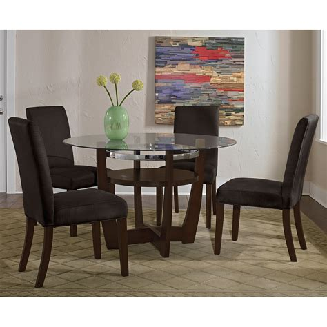 American Signature Dining Room Sets Alcove Side Chair Chocolate American Signature Furniture