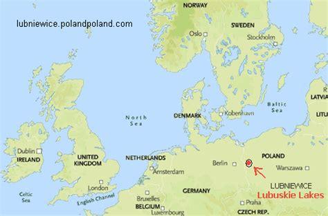 northern europe map northern europe map