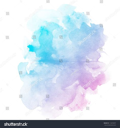 what color is water abstract watercolor paint on stock illustration
