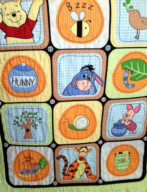 Winnie The Pooh Baby Quilts by 1000 Images About Winnie The Pooh Nursery On