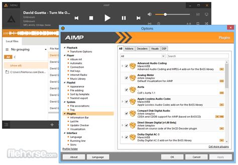 aimp  build    windows filehorsecom