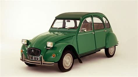 Definitely Still Have A Thing For These Old Citroens