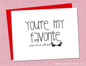 boyfriend card i you and you re my favorite on