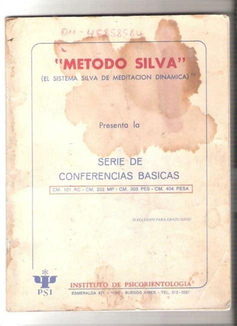 el metodo silva de 8441428336 metodo silva 1982