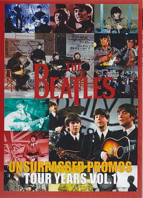 last tour vol 1 the beatles unsurpassed promos tour years vol 1 cd bootleg