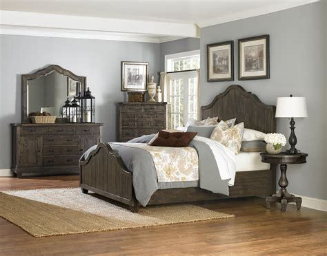 Bright House Bedroom Furniture by Magnussen Home Brenley Bedroom Dunk Bright
