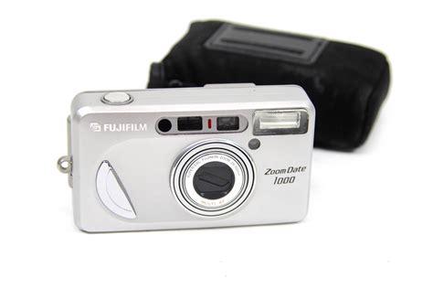 Kamera Fujifilm Zoom analoge fotokamera fujifilm zoom date 1000 kompaktkamera
