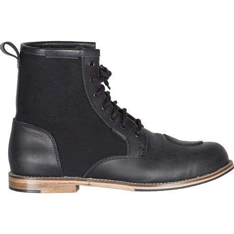 low moto boots spada pilgrim leather motorcycle boots low cut bike urban