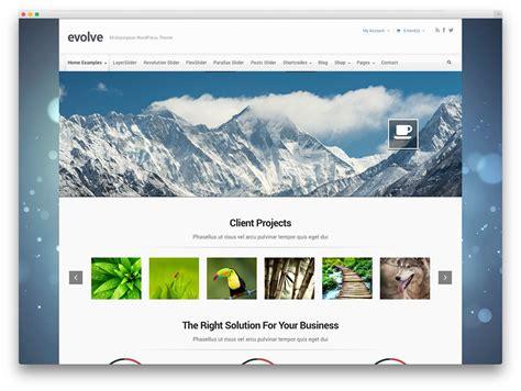 meilleurs themes photo wordpress les 50 meilleurs th 232 mes wordpress gratuits en 2017