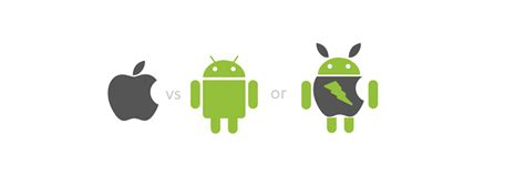 why is android better than apple ios vs android or are we trying to create the same uber smartphoneprasanna ellanti