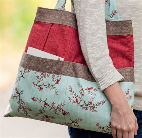 How To Make Beautiful Paper Bags - out your fabric stash make beautiful bags