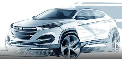 hyundai crossover 2016 2016 hyundai tucson hydrogen crossover release date 2017