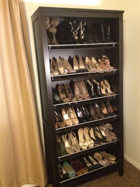 shelves for home shoes ikea 10 clever and easy ways to organize your shoes ikea bookcase