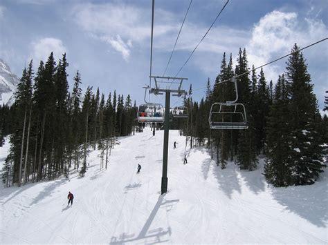 ski lift chair wallpaper www pixshark images