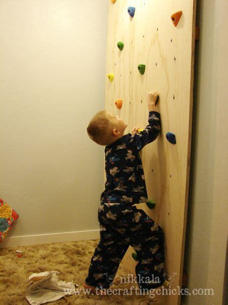 how do rock climbers go to the bathroom indoor climbing wall kids room pinterest
