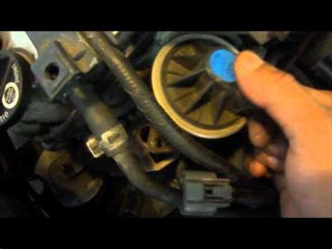 1999 honda accord egr valve egr valve cleaning or replacements honda accord 2000 ex v6