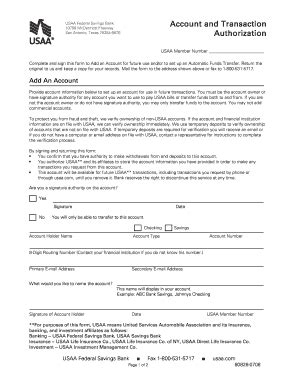 Usaa Bank Letterhead Direct Deposit Form Templates Fillable Printable Sles For Pdf Word Pdffiller
