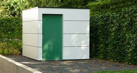 Gartenhaus Kubus Modern by Gartenhaus Box Das Kubus Gartenhaus