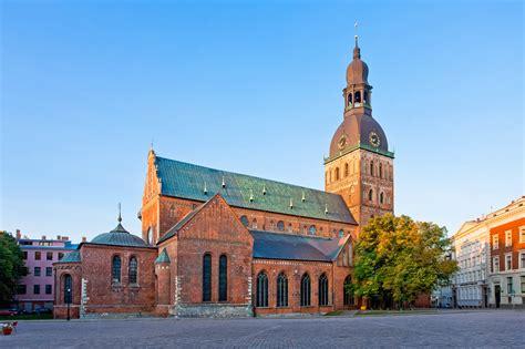 wann ist eine kirche ein dom dom zu riga lettland franks travelbox