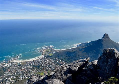 table mountain view table mountain tour south africa audley travel