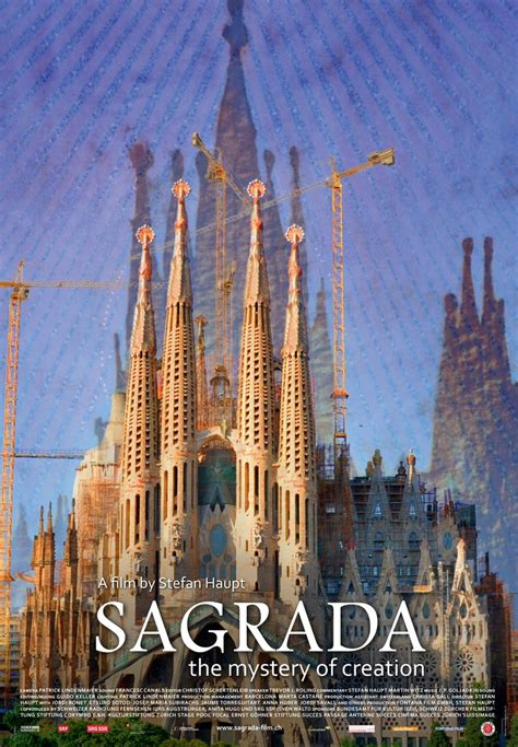 Sagrada: The Mystery of Creation (2014)   Rotten Tomatoes