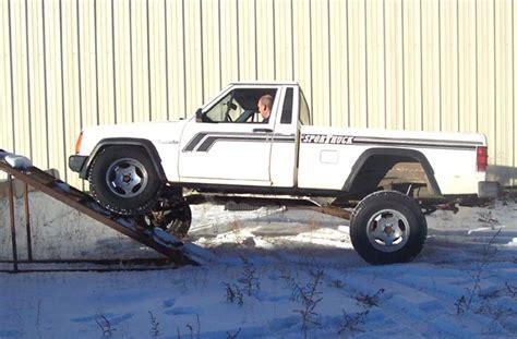 Jeep Comanche Lift Kit Jeep Comanche 6 Quot Lift Kit All Bolton No Welding Ebay