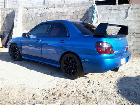 blue subaru 2004 subaru impreza wrx for sale 2004 world rally blue