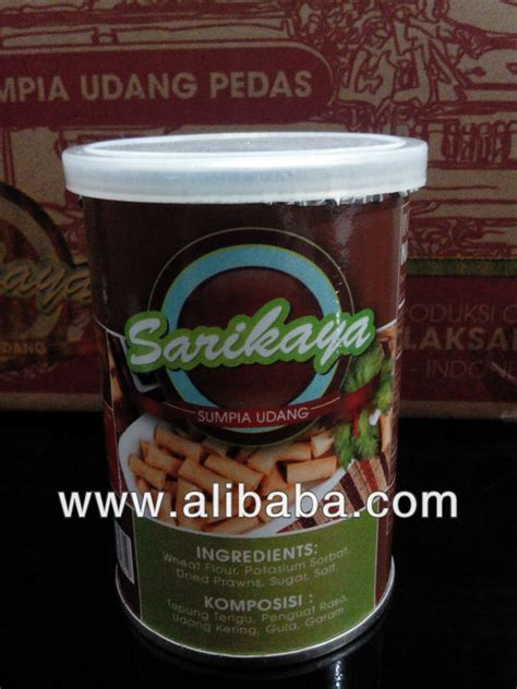 Sring Roll Sumpia Special Sarikaya prawn roll sumpia udang products indonesia prawn