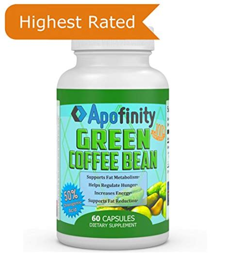 Natures Green Coffee Detox Dr Oz by Green Coffee Bean Extract Dr Oz Recommended Premium