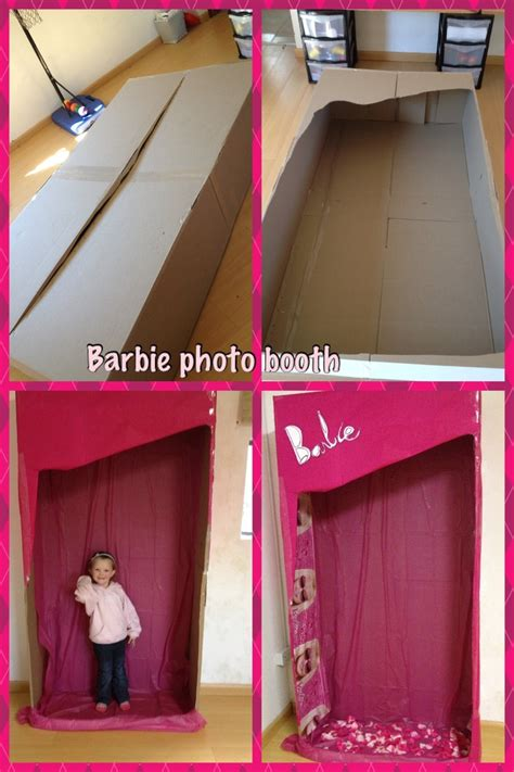 barbie photo booth layout 17 best images about barbie party and photo booth on
