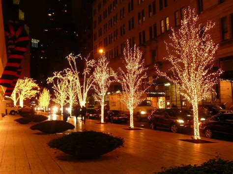 York Lighting by Best Light Installation New York City Outdoor