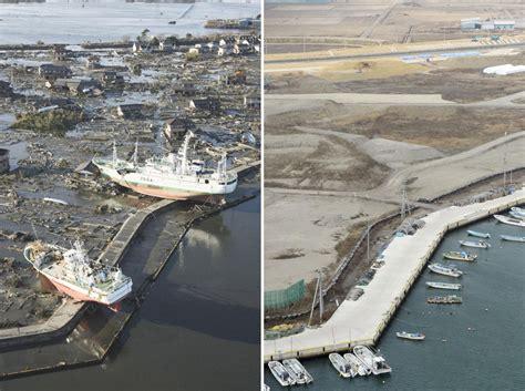 earthquake tsunami photos show damage of japan s 2011 disaster business insider