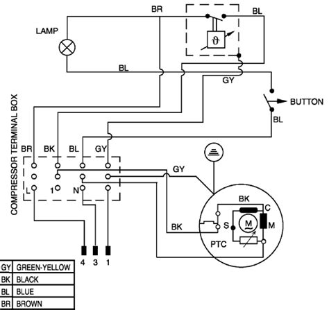 beko fridge freezer thermostat wiring diagram 45 wiring