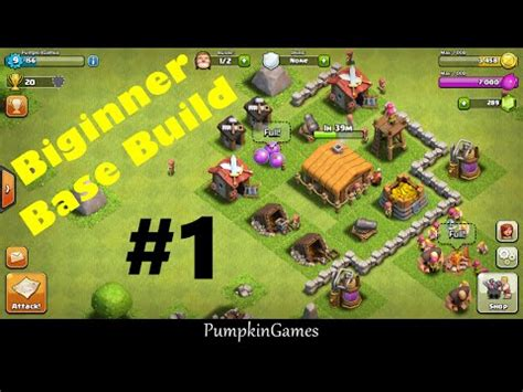 coc layout beginner maxed town hall 2 base design 1 clash of clans