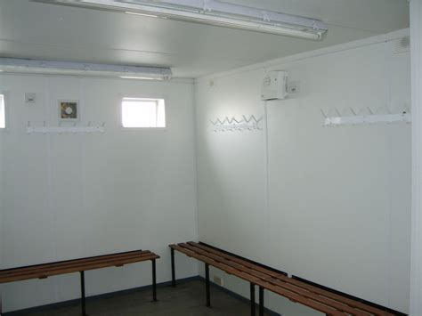 portable sports changing rooms steel sports changing room unit ref 4190 portable offices