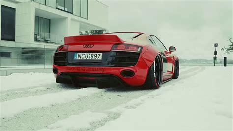 Audi R8 Youtube by Audi R8 Liberty Walk Youtube