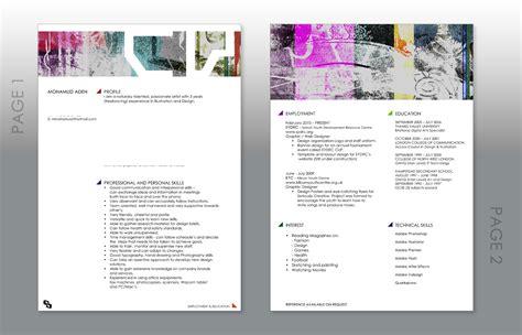 desain cv kreatif gratis desain cv kreatif curriculum vitae gratis dari deviantart
