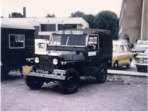 land rover s2a lightweight in service