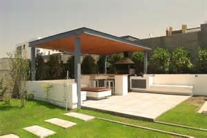 Patio Ideas For Backyard On A Budget Foto Los Quinchos Con Barbacoas De Piedra Son Una Opci 243 N